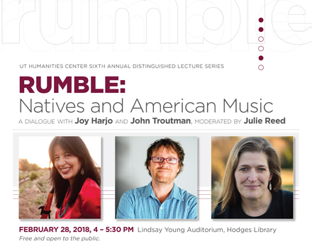 Rumble: Natives and American Music