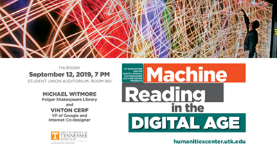 """Machine Reading in the Digital Age"""